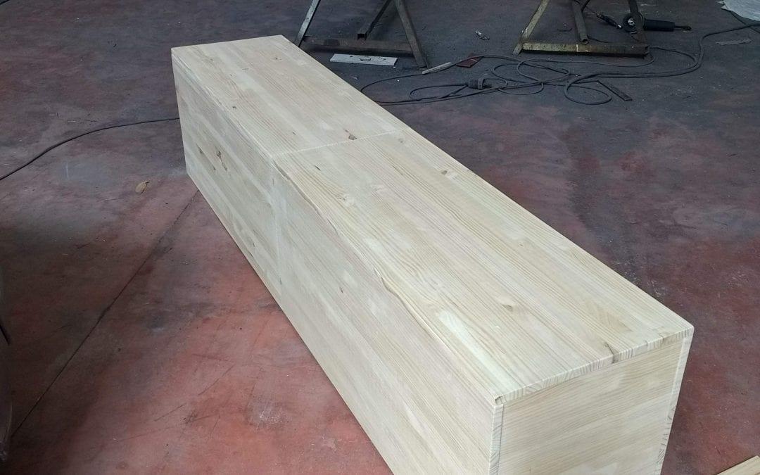 Trabajos en madera a medida